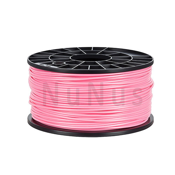 NuNus ABS Filament 3,00mm 1KG pink
