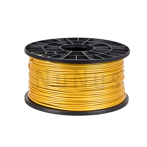 NuNus ABS Filament 3,00mm 1KG gold